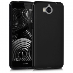 Huawei Y6(2017)  Jelly Black Case