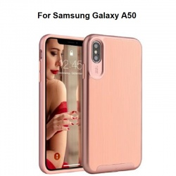 Samsung Galaxy A50 Wavelength Shockproof Case | Pink