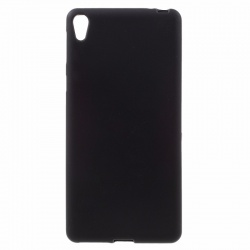Sony Xperia E5 Silicon Case Black
