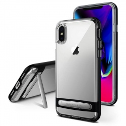 iPhone X Case Goospery Dream Bumper Case Black