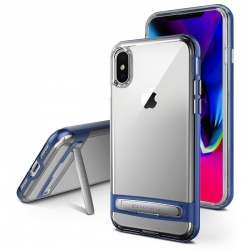 iPhone X Case Goospery Dream Bumper Coral Blue