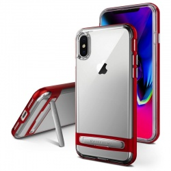 iPhone X Case Goospery Dream Bumper Case Red