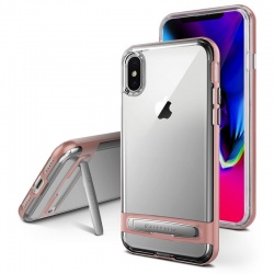 iPhone X Case Goospery Dream Bumper Case RoseGold