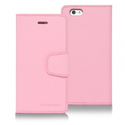 iPhone SE/5S/5 Sonata Wallet Case  Pink