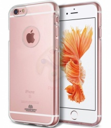 iPhone 6/6s Plus Jelly Case Clear