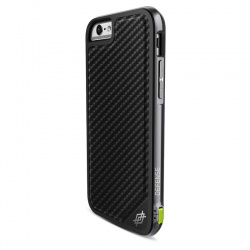 iPhone 6/6s X-Doria Defense LUX Black Carbon
