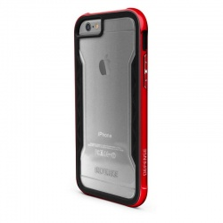 iPhone 6/6s X-Doria Defense Shield Red