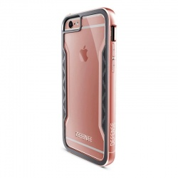 iPhone 6/6s X-Doria Defense Shield RoseGold