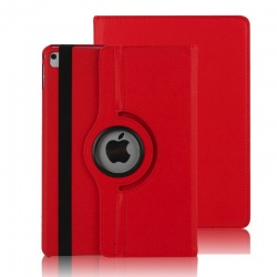 iPad Pro 9.7'' - 360 Rotating Case Red
