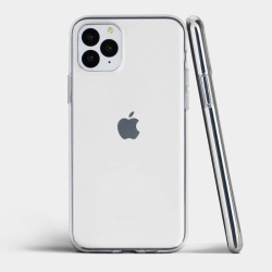 Iphone 11 Pro Max Silicon Case | Clear