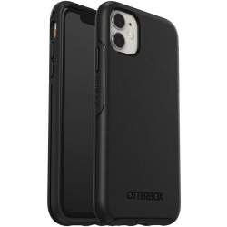 iPhone 12 / 12 Pro OtterBox Symmetry Series Case Black