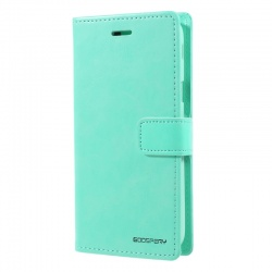 Samsung Galaxy J5(2017) Bluemoon Wallet Case Mint