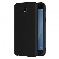 Samsung Galaxy J3(2017)  Silicon Jelly Case Black