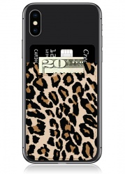 Leopard Phone Pocket | iDecoz
