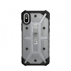 iPhone X Case UAG Plasma Feather-Light Case Ice