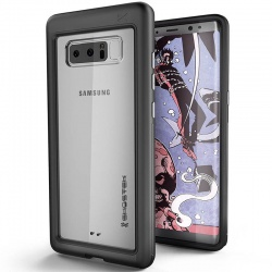 Samsung Galaxy Note 8 Ghostek Atomic Slim Series Cover Black