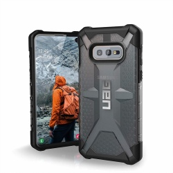 Samsung Galaxy S10e UAG Plasma Series Case Ash Black