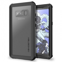 Samsung Galaxy Note 8 Ghostek Nautical  Series Cover Black