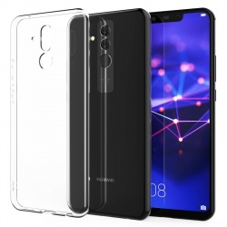 Huawei Mate 20 Lite Silicon Clear Cover