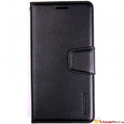 Huawei Mate 20 Pro Hanman Wallet Case Black