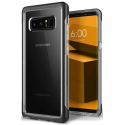 Samsung Galaxy Note 8 Caseology Skyfall Series Case - Matte Black