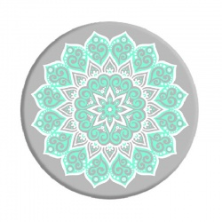Peace Mandala Pop Socket