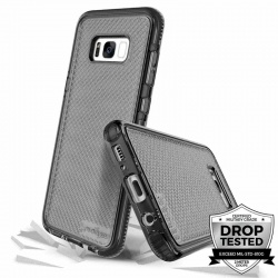 Samsung Galaxy S8 Plus Prodigee Safetee Series Cover Smoke