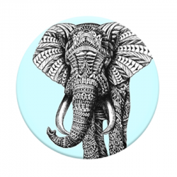Elephant Pop Socket