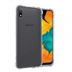 Samsung Galaxy A20e Super Protect Anti Knock Clear Case