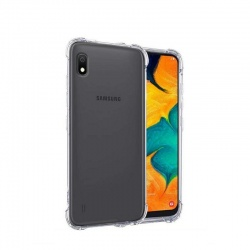 Samsung Galaxy A10 Super Protect Anti Knock Clear Case