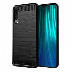 Samsung Galaxy A90 5G Silicon Black TPU Case