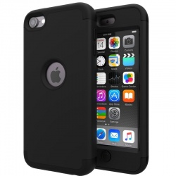 iPod Touch (5th/6th Generation)  Hybrid Protector Cover Black