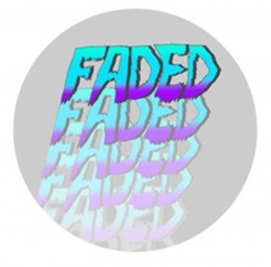 Fadded Pop Socket