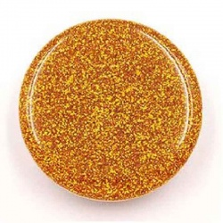 Glitter Gold Pop Socket