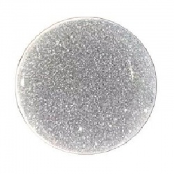 Glitter Silver Pop Socket