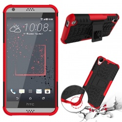 HTC 650 Tyre Defender Cover Red