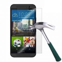 HTC One M9 Tempered Glass Screen Protector