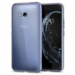 HTC U11 Silicon Case Clear