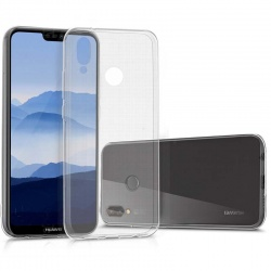 Huawei P20 Lite Silicon Clear Cover