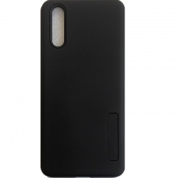Huawei P20 Dual Layer Protective Cover Black