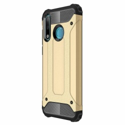 Huawei P30 Lite Case - Gold Luxury Armor