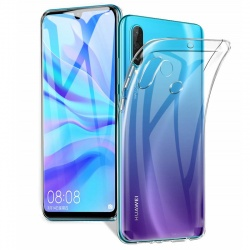 Huawei P30 Lite Case - Silicone Clear