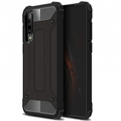 Huawei P30 Luxury Armour Black case
