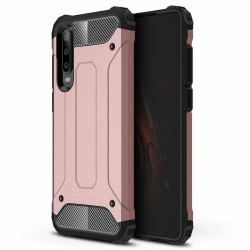 Huawei P30 Luxury Armour Rosegold case