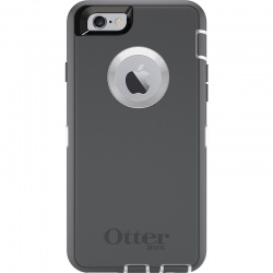 iPhone 6/6s Plus OtterBox Defender Series Case Grey