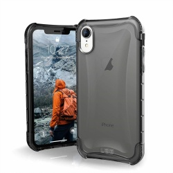 iPhone XR Case UAG Plyo Series Cover - Ash