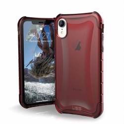 iPhone XR Case UAG Plyo Series Cover - Crimson