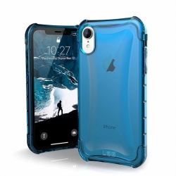 iPhone XR Case UAG Plyo Series Cover - Glacier