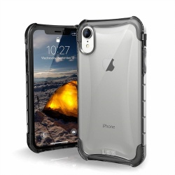 iPhone XR Case UAG Plyo Series Cover - Ice