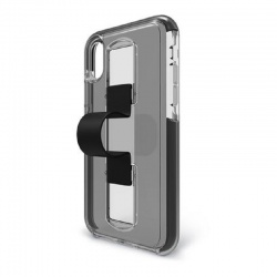 iPhone XR Case Bodyguardz SlideVue Series - Black